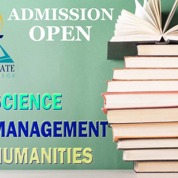 Admission Open!!!